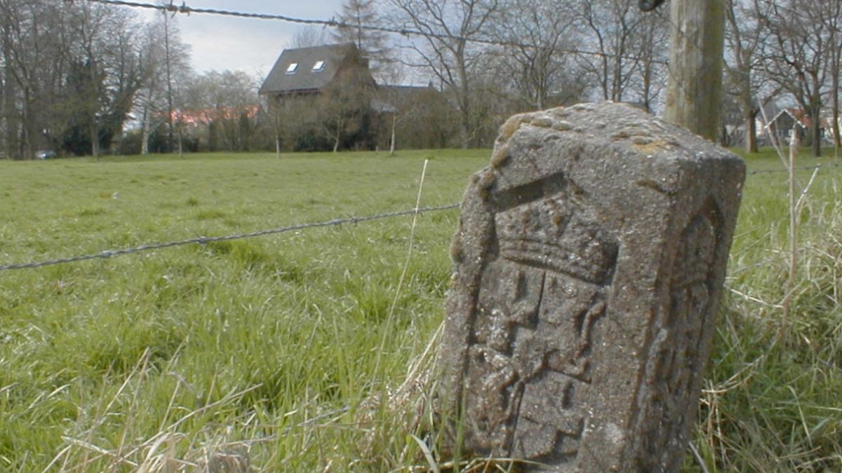 Mussertpalen in Houten