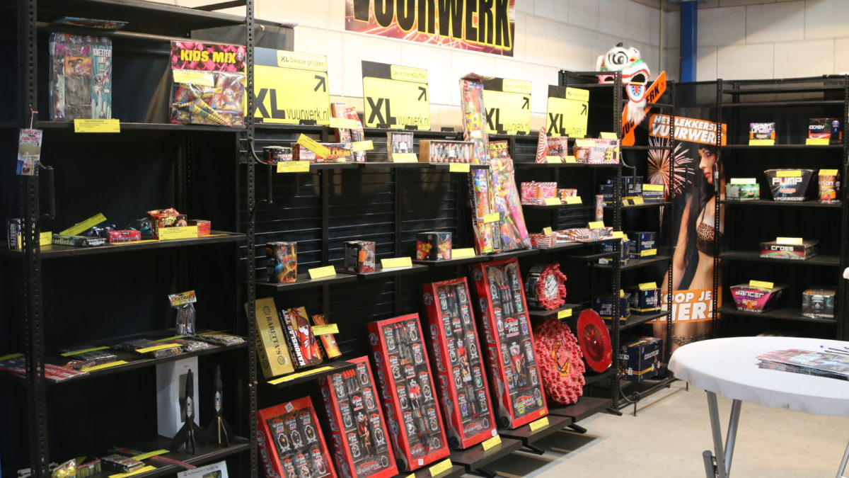 XLvuurwerk / Vuurwerk kopen moet een feest zijn!