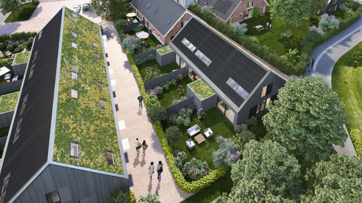 CZP Investments B.V. / Duurzaam en comfortabel wonen op authentiek boerenerf