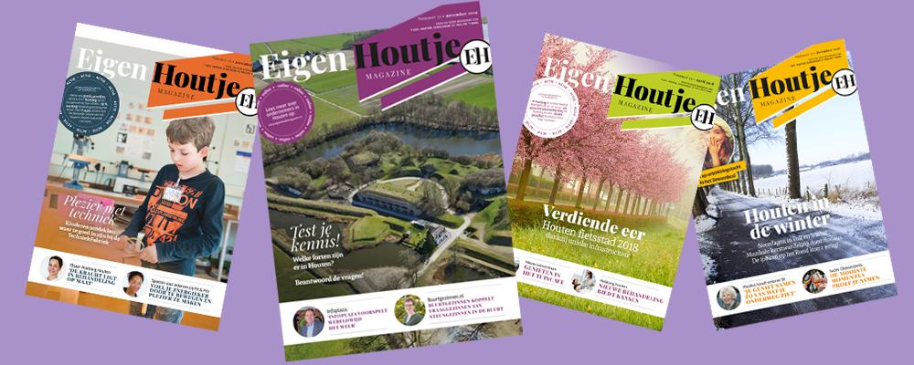 EigenHoutje Magazine