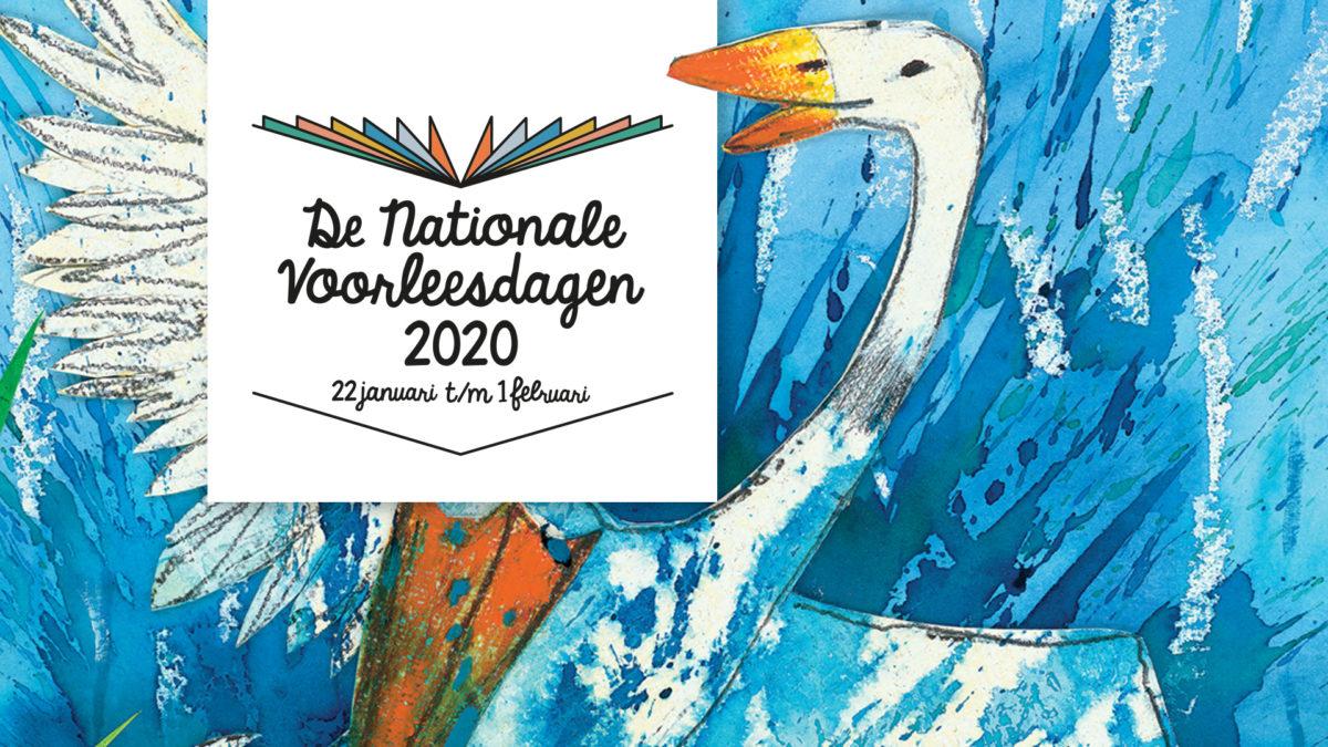 Nationale Voorleesdagen 22 januari t/m 1 februari 2020