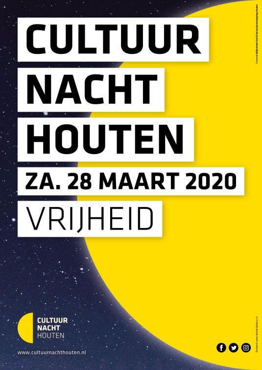 Cultuurnacht Houten 2020