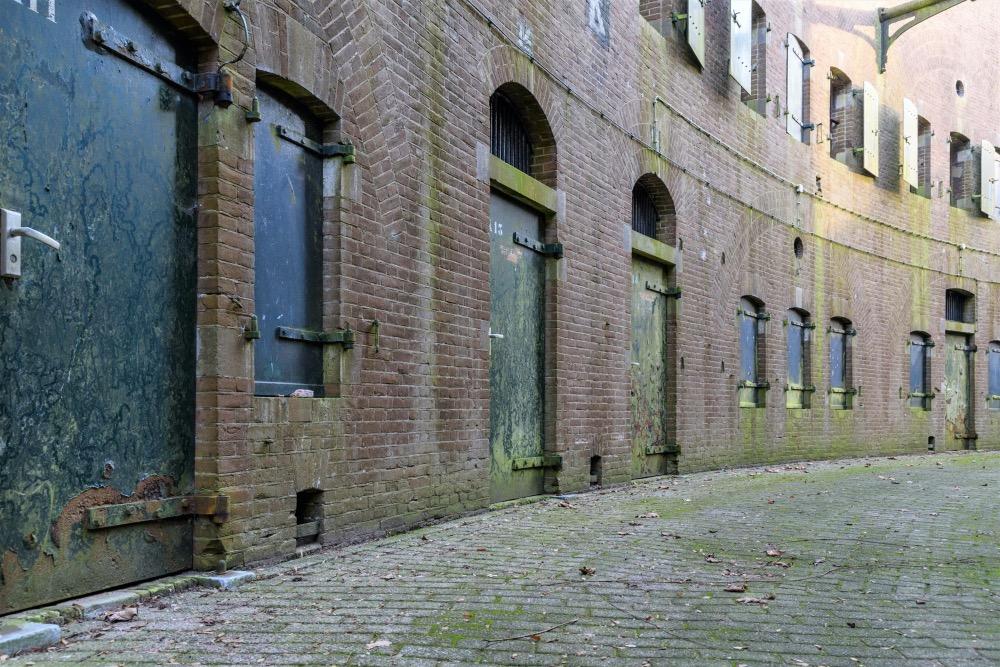 Expositie Tweede Wereldoorlog in Fort Honswijk